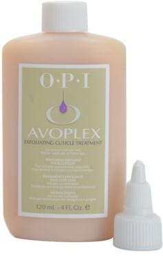 OPI Avoplex скраб для видалення  кутикули