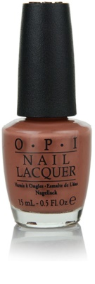 OPI Canadian Collection esmalte de uñas