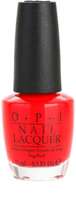 OPI Coca-Cola лак для нігтів