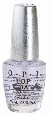 OPI Designer Series ochronny lakier nawierzchniowy z wysokim połyskiem