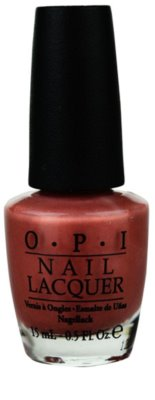 OPI Euro Centrale Collection lakier do paznokci