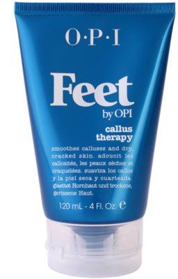 OPI Feet crema calmante para la piel agrietada en pies