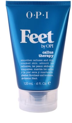 OPI Feet krém a berepedezett lábbőr nyugtatására