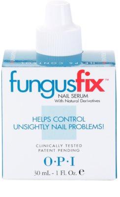 OPI Fungusfix serum para uñas anti-hongos 2