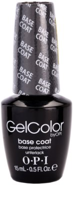 OPI Gelcolor baza gel pentru unghii