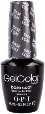 OPI Gelcolor podkladový lak pro gelové nehty