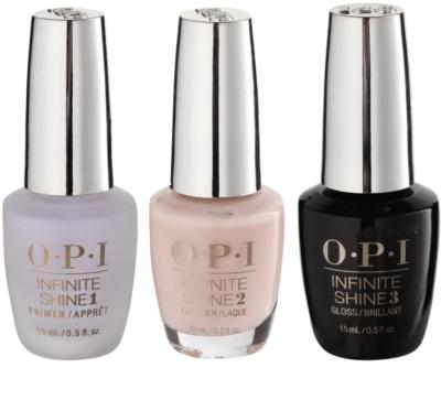 OPI Infinite Shine kosmetická sada I. 1