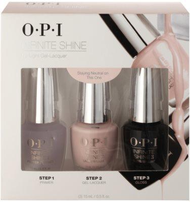 OPI Infinite Shine kosmetická sada I. 2