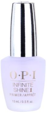 OPI Infinite Shine 1 verniz pré-base para uma melhor adesão