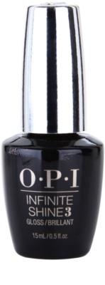 OPI Infinite Shine 3 финален лак за съвършена защита и интензивен блясък