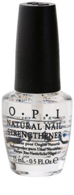 OPI Natural Nail Strengthener esmalte de uñas endurecedor