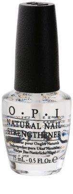 OPI Natural Nail Strengthener lak za krepitev nohtov