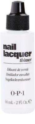 OPI Nail Lacquer Thinner розріджувач для лаку для нігтів