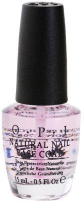 OPI Natural Nail Base Coat base de esmalte de uñas