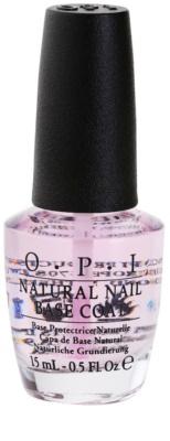 OPI Natural Nail Base Coat Basic Nagellack