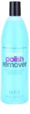 OPI Polish Remover removedor de verniz