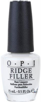 OPI Ridge Filler körömlakk az egyenlőtlenségek kiegyensúlyozására
