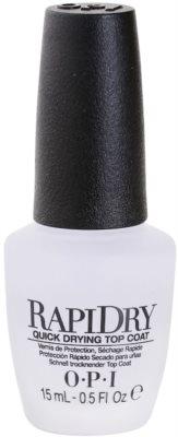 OPI Rapidry esmalte de uñas con fórmula de secado rápido para uñas