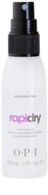 OPI Rapidry spray para un secado más rápido de esmalte de uñas 1