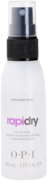 OPI Rapidry spray para un secado más rápido de esmalte de uñas
