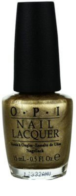 OPI Swiss Collection esmalte de uñas