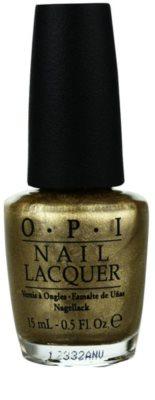 OPI Swiss Collection verniz