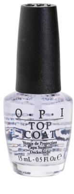OPI Top Coat refuerzo para esmalte de uñas para uñas