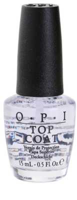 OPI Top Coat strat superior pentru intarire pentru unghii