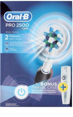 Oral B Pro 2500 D20.513.2MX електрическа четка за зъби 4