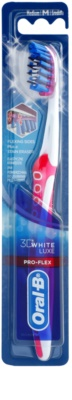 Oral B 3D White Luxe Pro-Flex perie de dinti mediu