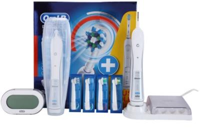 Oral B Pro 6900 White D36.545.5HX escova de dentes eléctrica