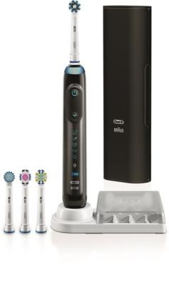 Oral B Genius 9000 D701.545.6XC elektrische Zahnbürste