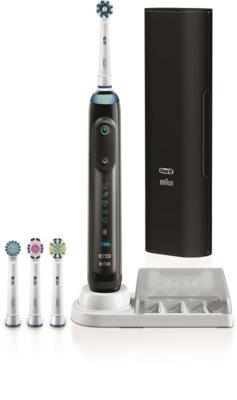 Oral B Genius 9000 D701.545.6XC escova de dentes eléctrica