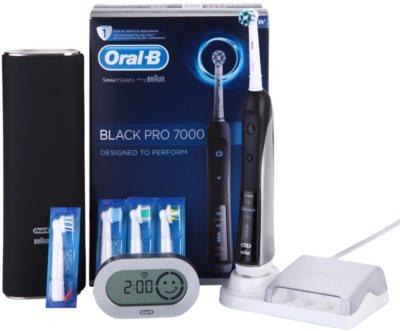 Oral B Black Pro 7000 D36.555.6X електрическа четка за зъби