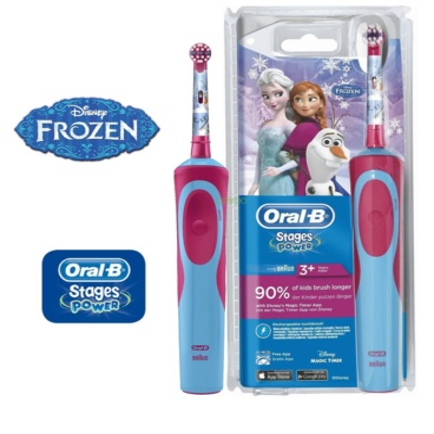 Oral B Stages Power Frozen D12.513K elektromos fogkefe gyermekeknek