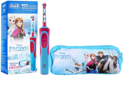 Oral B Stages Power Frozen D12.513K Cosmetic Set I.