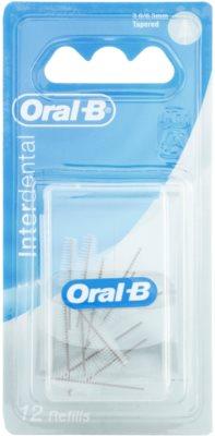 Oral B Interdental Care perii interdentare de rezervă conice  12 buc