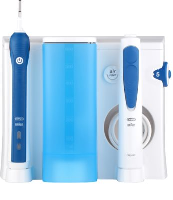 Oral B Oxyjet +3000 elektrische Zahnbürste 1