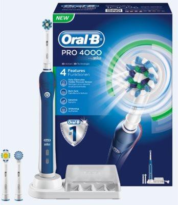 Oral B Pro 4000 D20.535.4 električna zobna ščetka