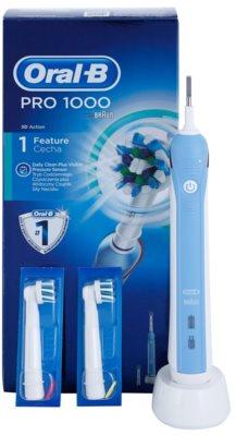Oral B Pro 1000 D20.523.1 elektryczna szczoteczka do zębów