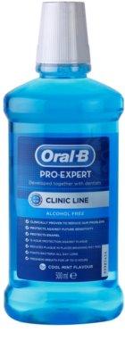 Oral B Pro-Expert Clinic Line szájvíz alkoholmentes