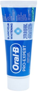 Oral B Pro-Expert Whitening dentífrico branqueador
