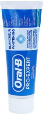 Oral B Pro-Expert Whitening відбілююча зубна паста