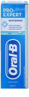 Oral B Pro-Expert Whitening відбілююча зубна паста 2