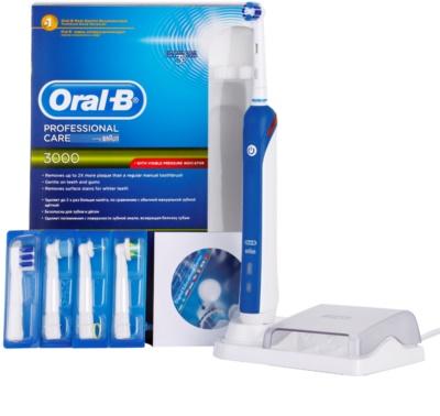 Oral B Pro 3000 D20.555.3 Box Professional periuta de dinti electrica