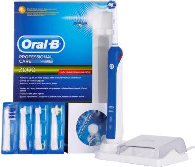 Oral B Pro 3000 D20.555.3 Box Professional електрична зубна щітка