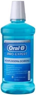 Oral B Pro-Expert Multi-Protection enjuague bucal para una protección completa para dientes