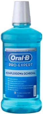 Oral B Pro-Expert Multi-Protection вода за уста за цялостна защита на зъбите