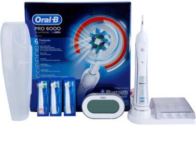 Oral B Pro 6000  D36.545.5X електрическа четка за зъби