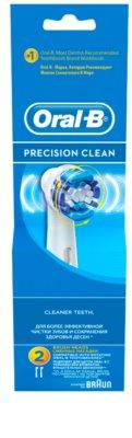 Oral B Precision Clean EB 20 резервни глави за четка за зъби 1